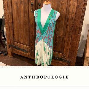 Tropical 🌴 sleeveless dress worn only a few times